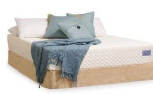 Healthy back mattress and flat foundation for Sale in Washington, DC