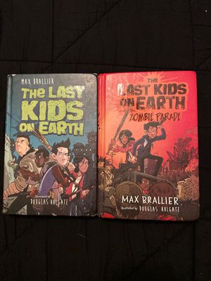 The last kids on Earth Trilogy Books for Sale in Glendale, AZ