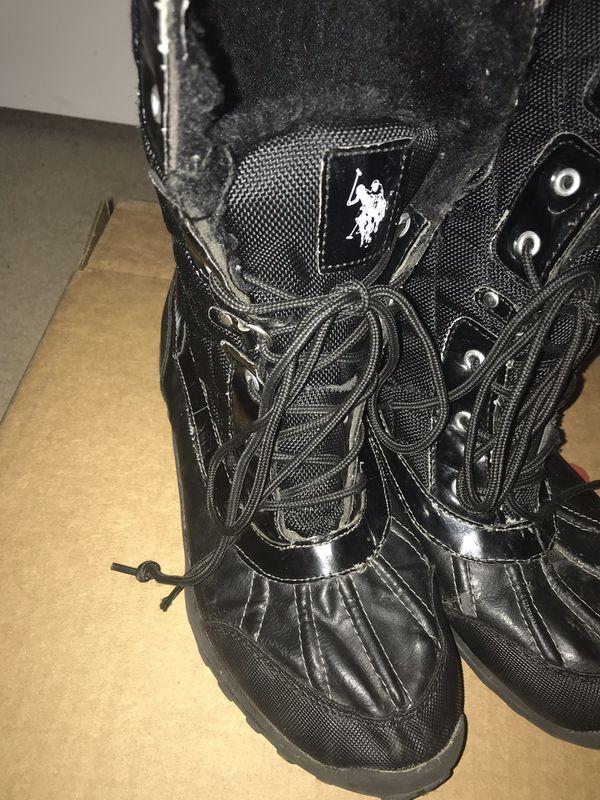 Women Polo boots