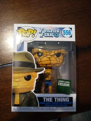 Fantastic Four The Thing ( In Disguise) Funko Pop for Sale in Humble, TX