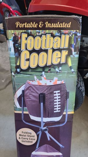 Football Cooler for Sale in McCordsville, IN