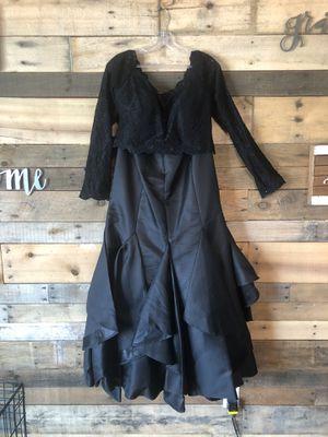 Two piece black prom dress for Sale in Ocean View, DE