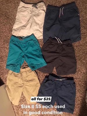 Used kids clothes. Size and price on picture. Serious buyers only please for Sale in Palmdale, CA