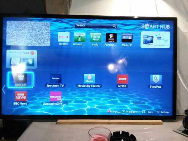 Glwiz For Panasonic Tv
