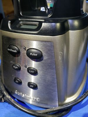 Cuisinart blender, base(motor only) for Sale in Fort Lauderdale, FL