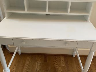 Land Of Nod Jenny Lind Desk/Hutch/Chair for Sale in Issaquah,  WA