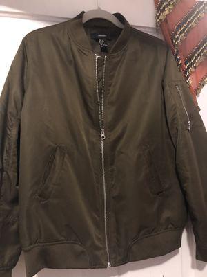 Forever 21 Bomber Jacket for Sale in Tennerton, WV
