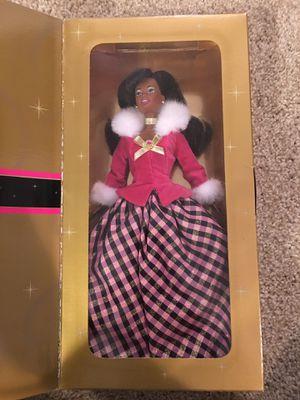 $100 or OBO AFRICAN AMERICAN WINTER RHAPSODY BARBIE for Sale in Clarksburg, MD