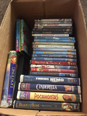 KIDS MOVIES $ 20 for Sale in National City, CA