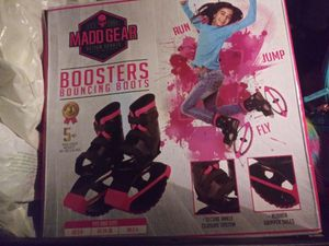 Jumping Shoes MadGear Kids Toys New for Sale in Sacramento, CA