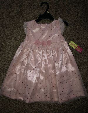 Beautiful Toddler size 4T dress $10-firm! Pick up South h & White ln for Sale in Bakersfield, CA