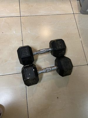 Weights 20lb 2 weights for Sale in Queens, NY