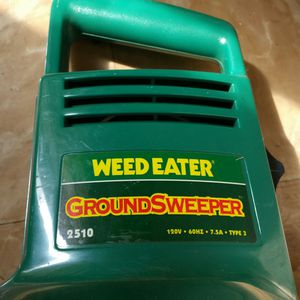 Electric Weed Eater Ground Sweeper for Sale in Pittsburgh, PA