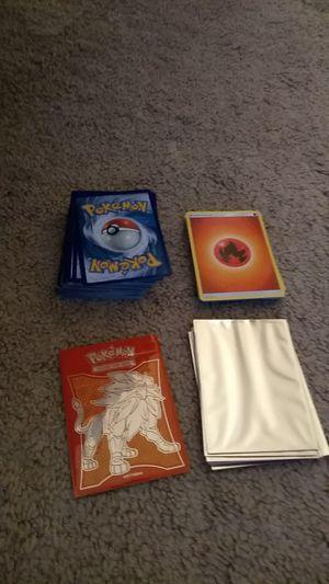 Pokemon 100 card grab bag for Sale in Herndon, VA