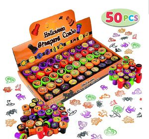 Firm Price! Brand New, Never Been Opened 50-Piece Halloween Assorted Self-Ink Stamps, Located in North Park for Pick Up or Shipping Only! for Sale in San Diego, CA