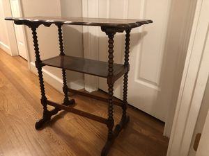 Antique spindle table for Sale in Olney, MD