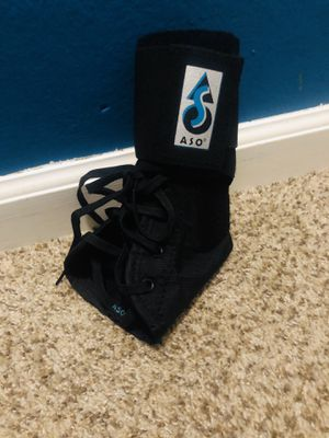ASO Ankle Stabalizer Size M Like New for Sale in Pacifica, CA