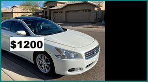 Price$1200 Nissan Maxima for Sale in Cedar Rapids, IA