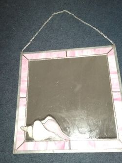 Antique Stained Glass Mirror for Sale in Baltimore,  MD