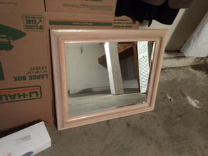 Large Mirror Approximately 4 ft x 3 ft for Sale in Mount Hope, KS