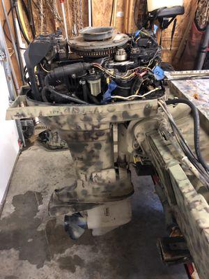 Mercury 40hp boat motor for Sale in Snohomish, WA