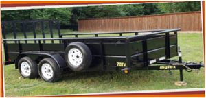 Looks Like A Brand New Attached Big Tex Trailer. for Sale in DC, US