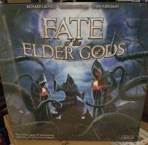 Fate of the elder gods board game for Sale in Acworth, GA