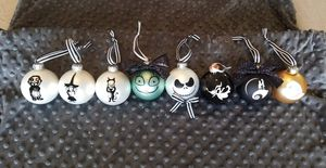 Nightmare Before Christmas ornaments for Sale in Dade City, FL