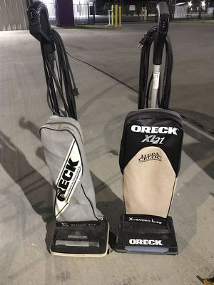 Oreck Vacuums - Great Condition! for Sale in Benbrook, TX