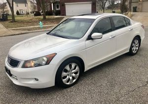 For Sale 2008 Honda Accord EX-L FWDWheels for Sale in Rochester, NY