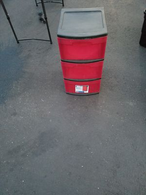 STORAGE DRAWERS/CONTAINERS for Sale in Skillman, NJ