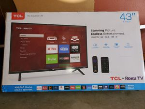 TCL ROKU TV for Sale in Palmdale, CA