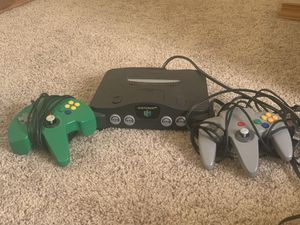 Nintendo 64 for Sale in Maple Valley, WA