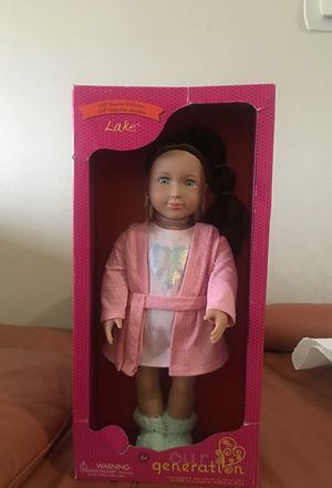 Our generation doll brand new for Sale in Brea, CA