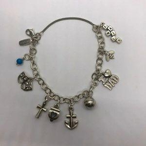 James Avery Charm bracelet for Sale in Amarillo, TX