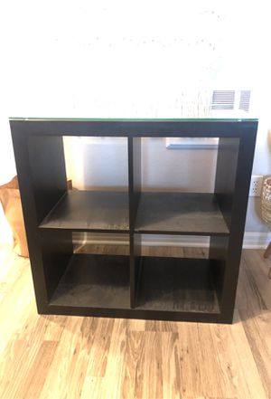 IKEA Kallax shelving unit for Sale in Encinitas, CA