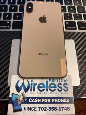 IPHONE XS TMOBILE 64GB ONLY for Sale in Las Vegas, NV