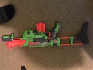 Nerf disk gun for Sale in Beech Grove, IN