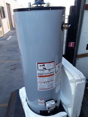 New Natural Gas Water Heater 50Gallon for Sale in Santa Fe Springs, CA
