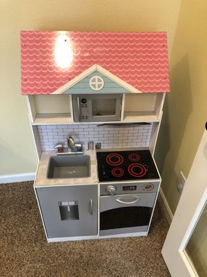 Toy Kitchen/Dollhouse for Sale in Puyallup, WA