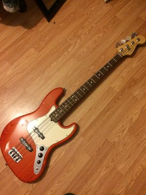 Fender jazz bass guitar for Sale in Bridgeport, CT