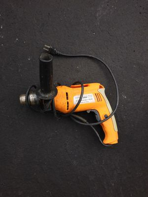 """Chicago 1/2"""" hammer drill(small chip on top broke) for Sale in Las Vegas, NV"""