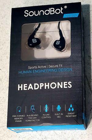 SoundBot Headphones SB302 for Sale in Santa Ana, CA