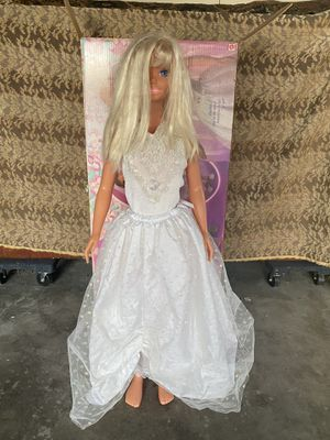 90s My Size Bride Barbie for Sale in Lakewood, CA