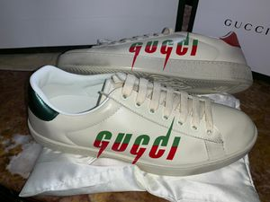 Gg ace blade sneakers for Sale in Santa Clara, CA