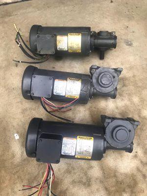 BALDOR GMP3340, 1/2 HP, 43RPM, 3PH TEFC PARALLEL GEARMOTOR for Sale in Marietta, GA