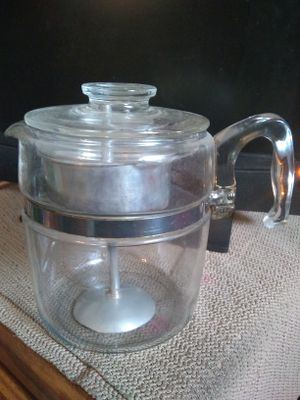 Coffee Pot Tea Glass Pyrex Kitchen for Sale in Cleveland, OH