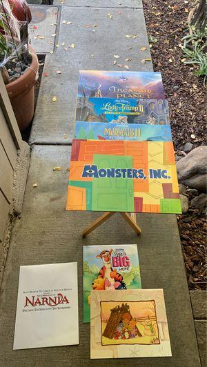Disney movie prints for Sale in San Jose, CA