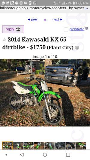 Dirtbike for Sale in Frostproof, FL