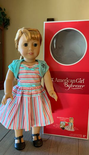 American girl doll for Sale in Choctaw, OK